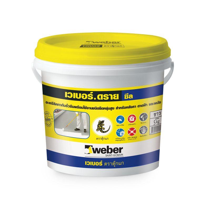 weber.dry seal (5 kg)